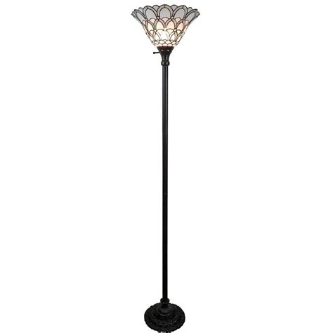 Amora Lighting 72 In Tiffany Style Floor Lamp-Am071fl14 .